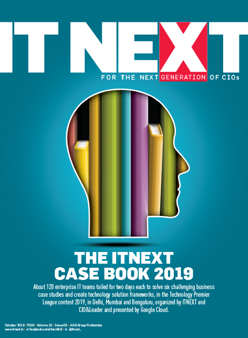 ITNEXT October 2019 Issue - ITNEXT